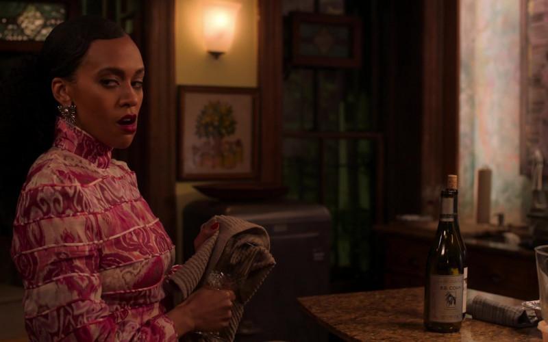 B.R. Cohn Wine in Run The World S01E05 Plus Ones (2021)
