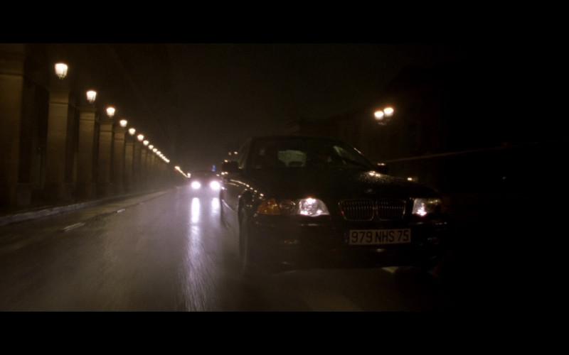 BMW 318i [E46] Car in The Bourne Identity (2002)