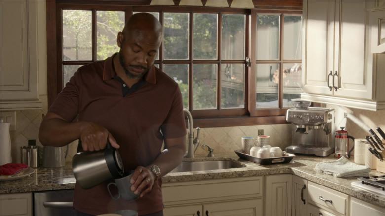 Breville Coffee Machine in Rebel S01E09 Trial Day (2021)
