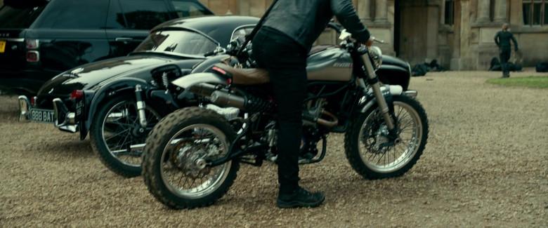 CCM Motorcycle of Mark Wahlberg as Evan McCauley in Infinite 2021 Movie (2)