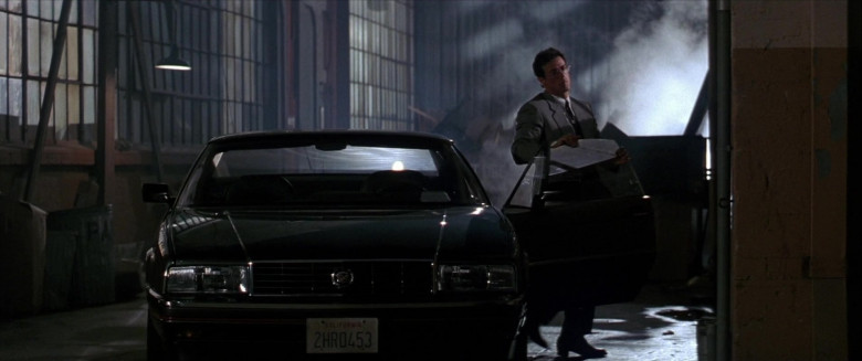 Cadillac Allanté Convertible Car of Sylvester Stallone as Lieutenant Raymond 'Ray' Tango in Tango & Cash 1989 Movie (3)
