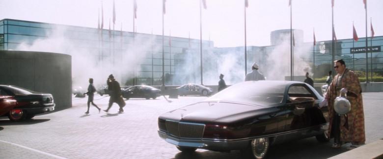 Cadillac Solitaire Car in Demolition Man (1993)