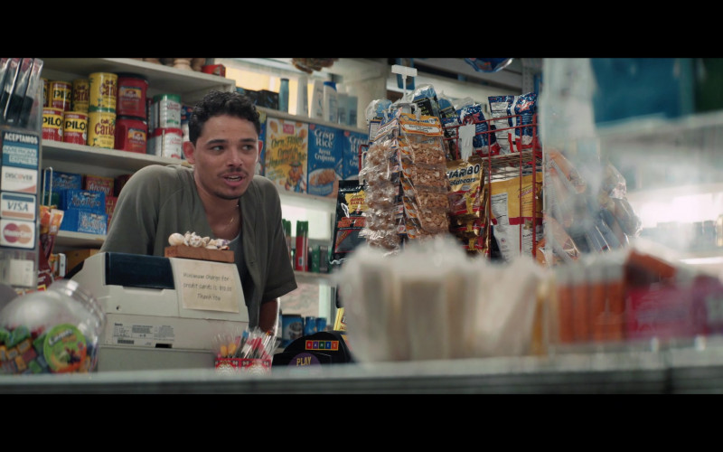 Café Pilon, Cafe Caribe, Haribo in In the Heights (2021)