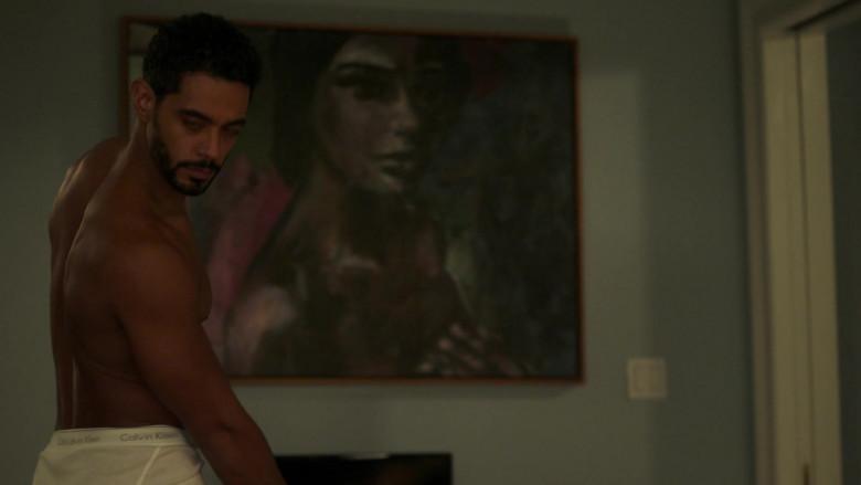 Calvin Klein Men's Underwear in Run The World S01E04 I Love Harlem (2021)