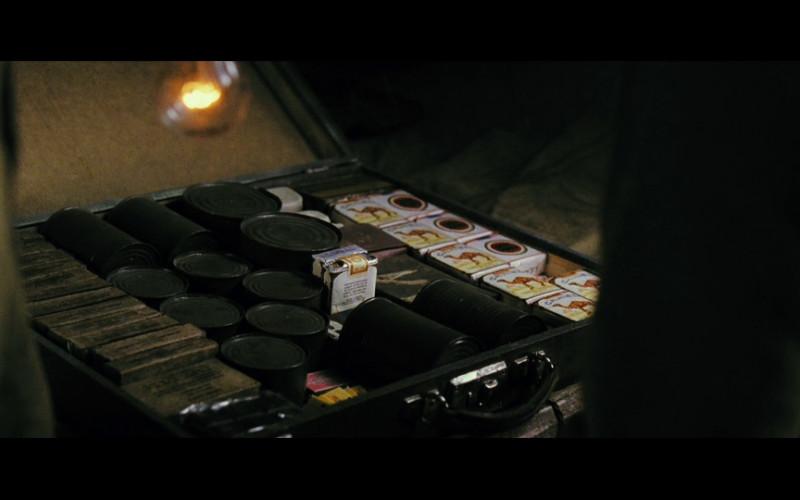 Camel Cigarettes in Hart's War (2002)