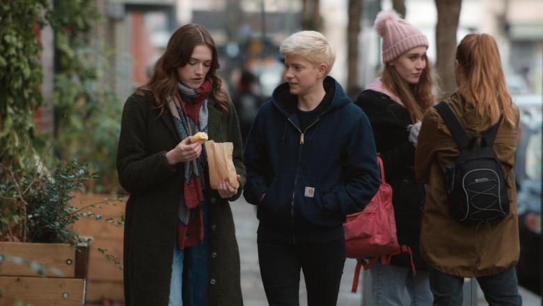 Carhartt Hoodie Worn by Actress Mae Martin in Feel Good S02E06 (2021)