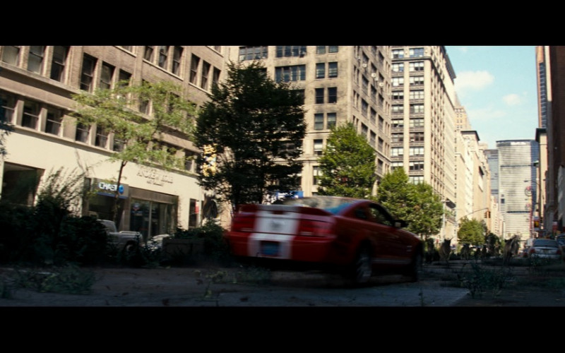 Chase Bank in I Am Legend (2007)