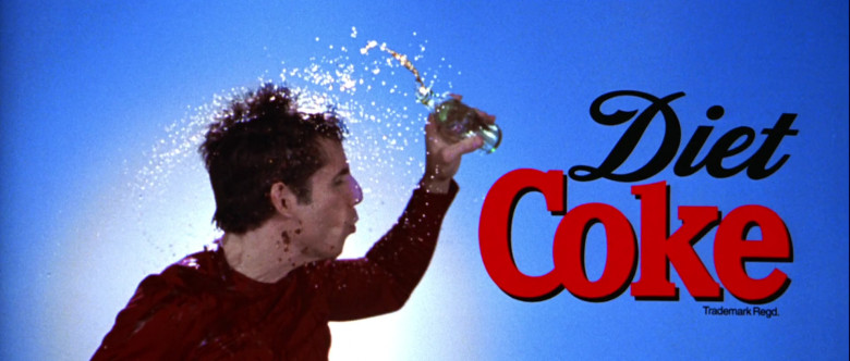 Diet Coke in Zoolander (2001)