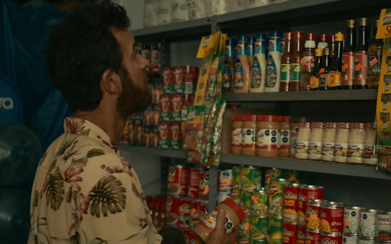 Epura Water and Knorr Soups in The Mosquito Coast S01E07 The Glass Sandwich (2021)