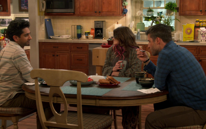 General Mills Cheerios Cereal and Farmland Milk in United States of Al S01E10 MatchmakerRoybar (2021)