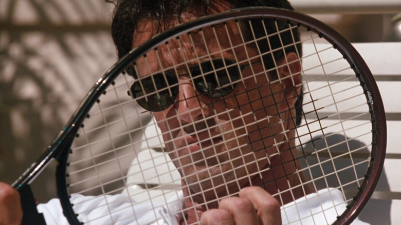 HEAD Tennis Racquet of Sylvester Stallone as Captain Ray Quick in The Specialist (1)