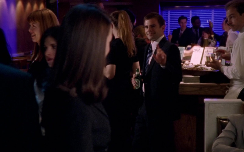 Heineken Beer in Sex and the City S02E03 The Freak Show (1999)
