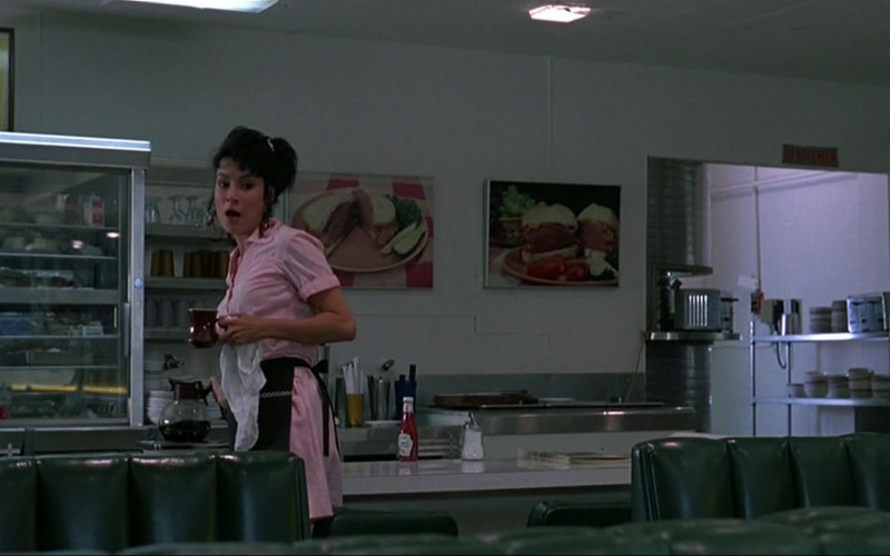 Heinz Ketchup in The Fabulous Baker Boys (1989)