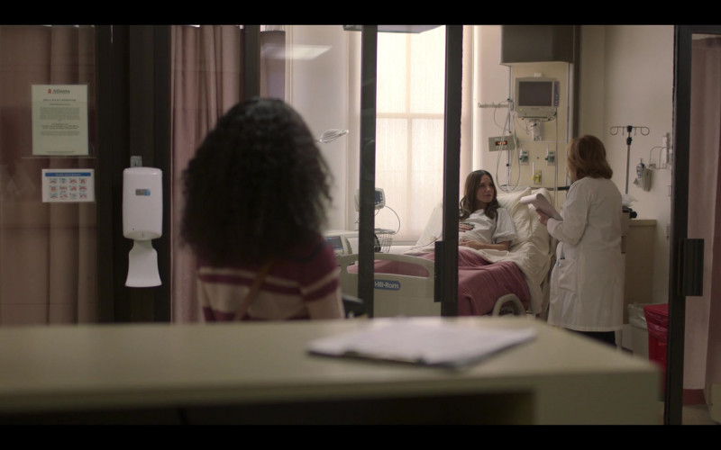 Hill-Hospital Bed in Love, Victor S02E06 Sincerely, Rahim (2021)