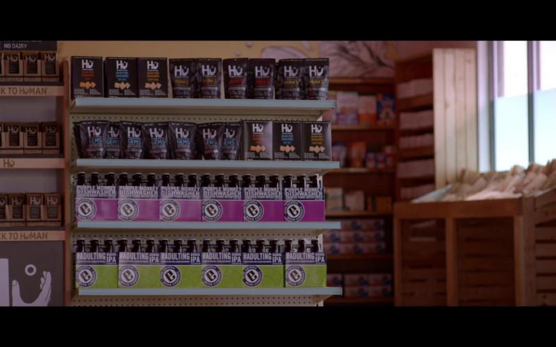 Hu Foods and Evil Genius Beer in Rogue Hostage (1)