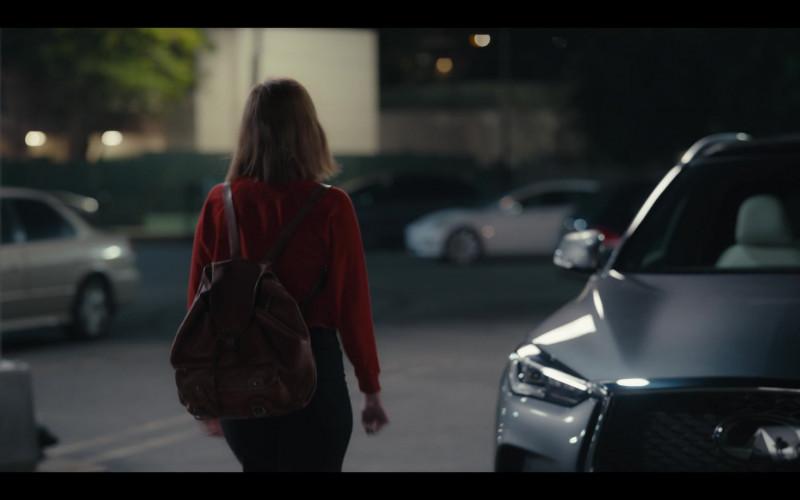 Infiniti Car in Hacks S01E08 (1)