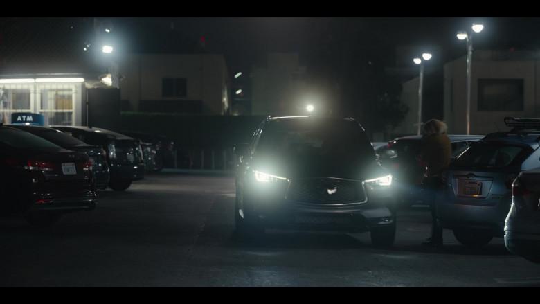 Infiniti Car in Hacks S01E08 (2)