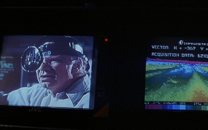 JVC Monitor in Tango & Cash (1989)