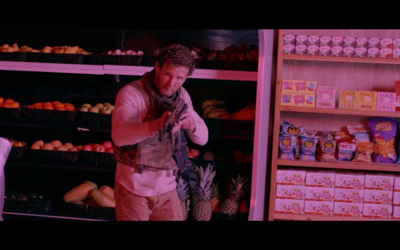 Jell-O, Siete Foods and MadeGood in Rogue Hostage (2021)