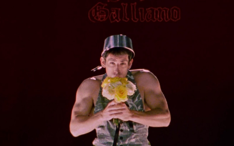 John Galliano in Zoolander (2001)