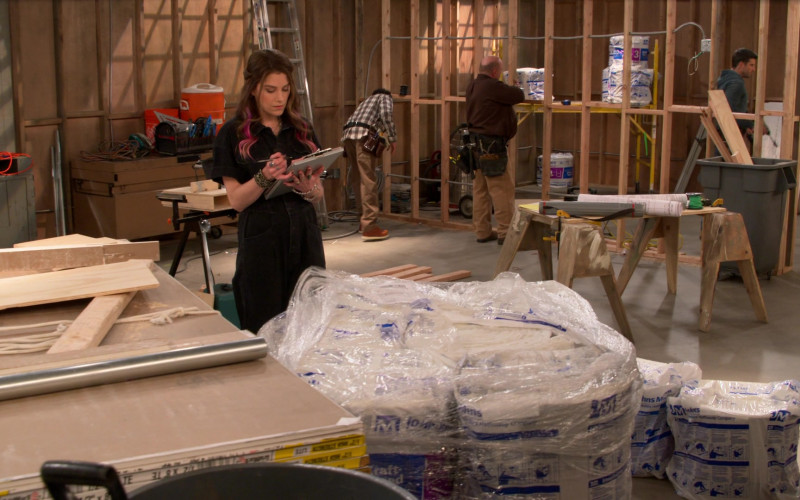 Johns Manville (A Berkshire Hathaway Company) Insulation Materials in United States of Al S01E10 TV Show (1)