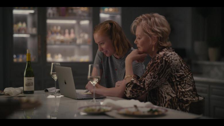 Jordan Winery Chardonnay Enjoyed by Jean Smart as Deborah Vance and Hannah Einbinder as Ava Daniels in Hacks S01E08 1.69 Million (2021)