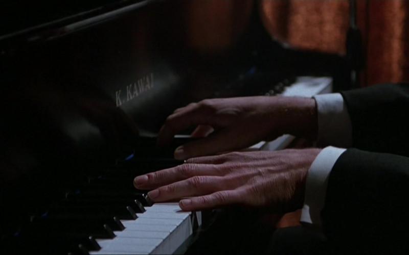 K. Kawai Pianos in The Fabulous Baker Boys 1989 Movie (1)