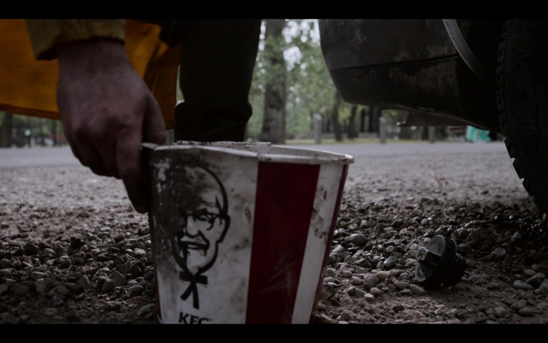 KFC Bucket in Black Summer S02E01 The Cold (2021)