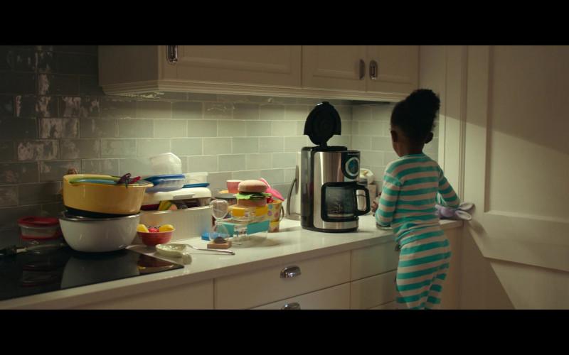 KitchenAid KCM1202OB 12-Cup Glass Carafe Coffee Maker (Onyx Black) in Fatherhood (2021)