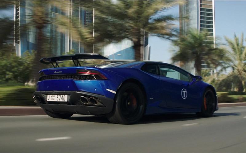Lamborghini Sports Cars in The Misfits Movie (4)