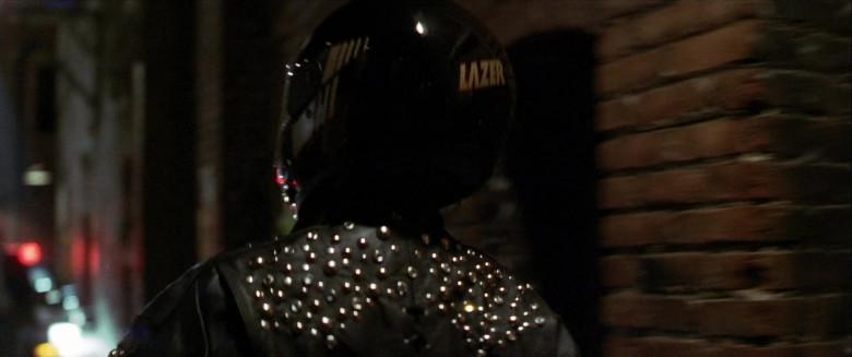 Lazer Motorcycle Helmet in Tango & Cash (1989)