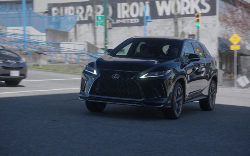 Lexus RX Car in A Million Little Things S03E16 No One Is to Blame (2021)