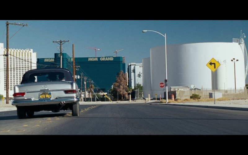 MGM Grand Hotel, Las Vegas in The Hangover (2009)
