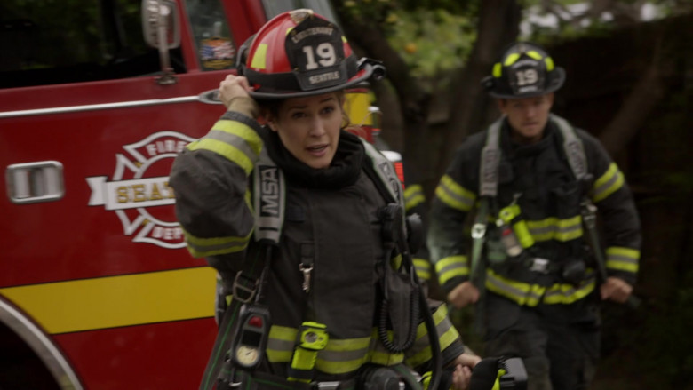 MSA Safety SCBA Self Contained Breathing Apparatus in Station 19 S04E16 Forever and Ever, Amen (1)