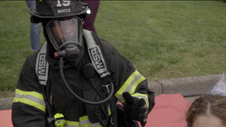 MSA Safety SCBA Self Contained Breathing Apparatus in Station 19 S04E16 Forever and Ever, Amen (11)