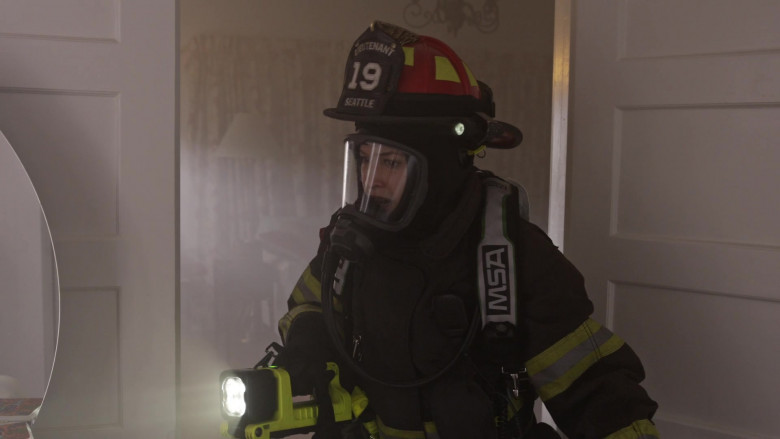 MSA Safety SCBA Self Contained Breathing Apparatus in Station 19 S04E16 Forever and Ever, Amen (5)