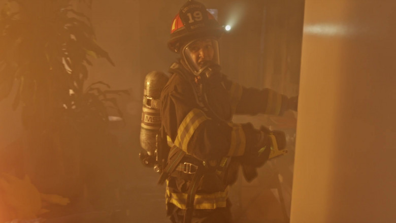 MSA Safety SCBA Self Contained Breathing Apparatus in Station 19 S04E16 Forever and Ever, Amen (6)