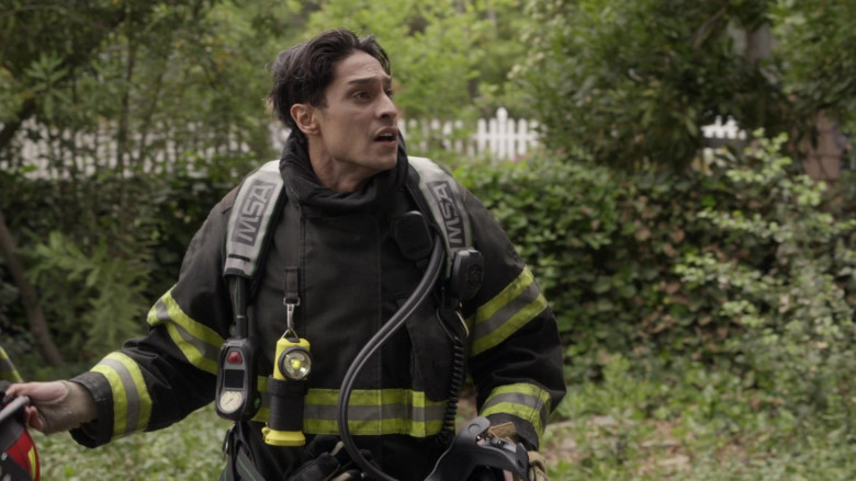 MSA Safety SCBA Self Contained Breathing Apparatus in Station 19 S04E16 Forever and Ever, Amen (8)
