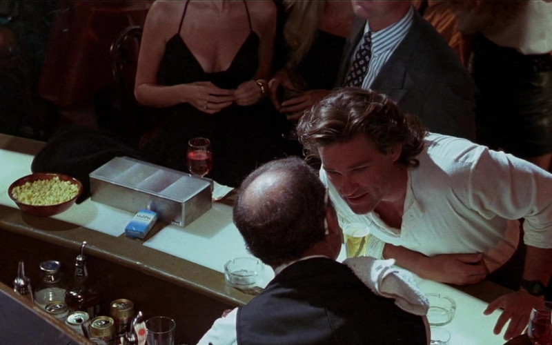 Malibu Cigarettes in Tango & Cash (1989)