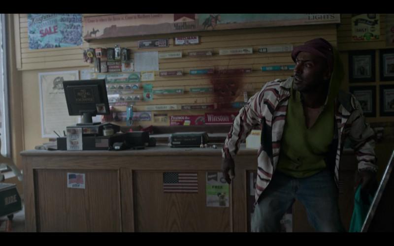 Marlboro and Winston in Black Summer S02E02 Prelude (2021)