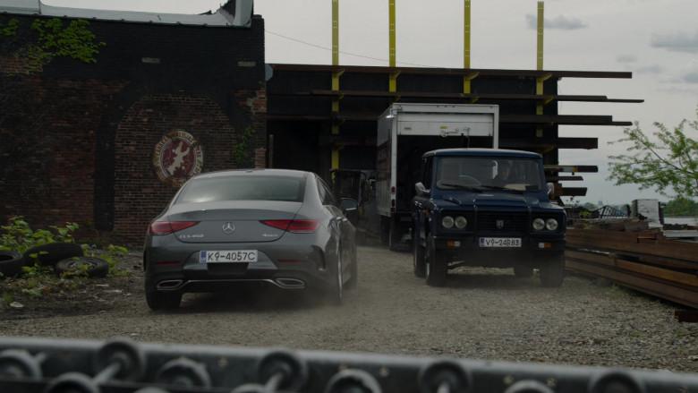 Mercedes-Benz CLS 450 Car in The Blacklist S08E20 2021 TV Series (1)