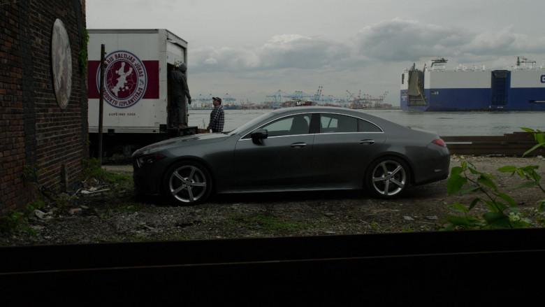 Mercedes-Benz CLS 450 Car in The Blacklist S08E20 2021 TV Series (2)