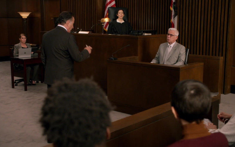 Microsoft Surface Laptop in Rebel S01E09 Trial Day (2021)
