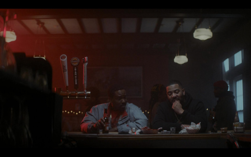 Miller Lite Beer and Magners Irish Cider in The Chi S04E03 Native Son (2021)