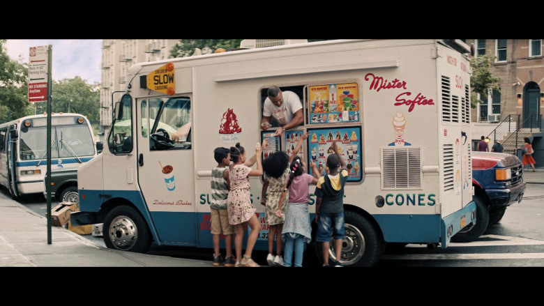 Mister Softee Ice Cream Truck in In the Heights