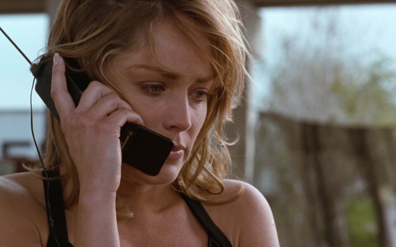 Motorola Mobile Phone Used by Sharon Stone in The Specialist 1994 Movie (2)
