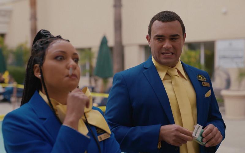 Newport Cigarettes in Blindspotting S01E02 Smashley Rose (2021)