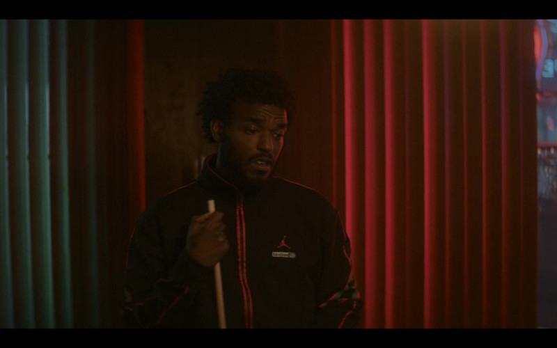 Nike Jordan Jacket For Men in The Chi S04E05 The Spook Who Sat by the Door (2021)