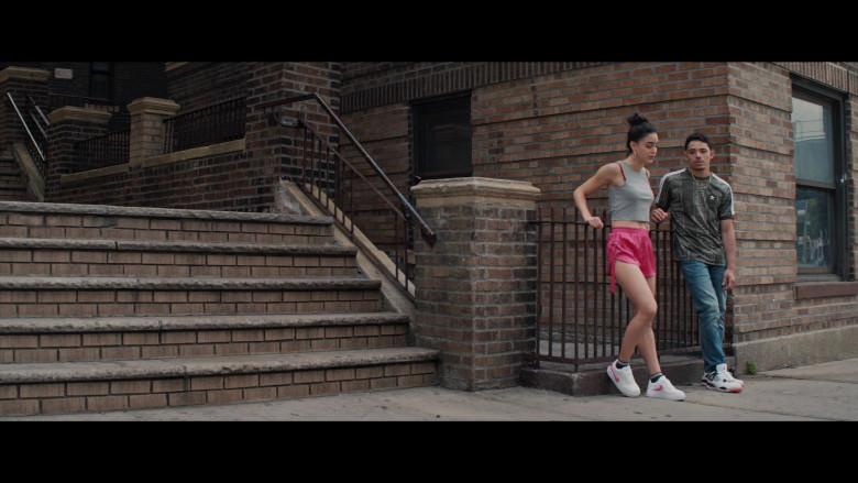 Nike Women's Sneakers of Melissa Barrera as Vanessa in In the Heights (1)