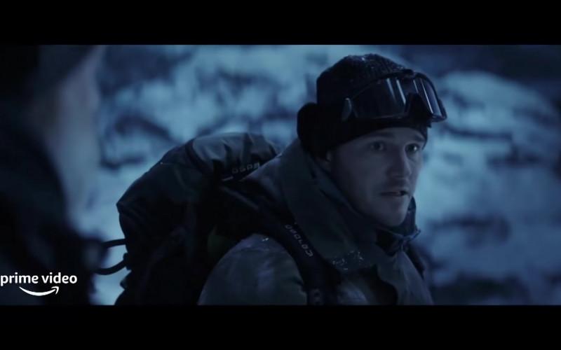 Osprey Backpack of Chris Pratt as Dan Forester in The Tomorrow War (2021)